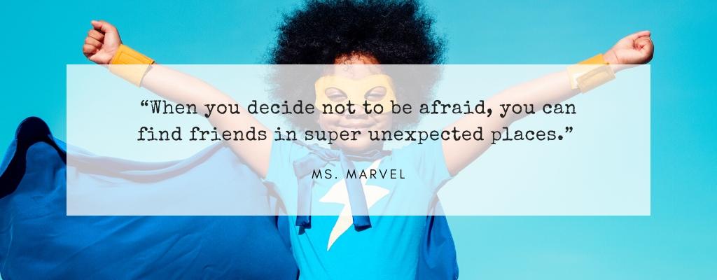 Finding Your Inner Superhero