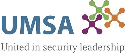 UMSA text and colorful X logo