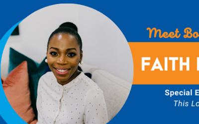 Fusion Board Feature: Faith Folayan