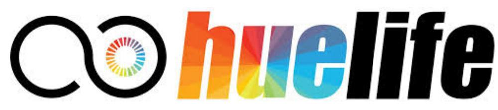 HueLife Logo