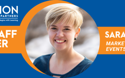 Fusion Staff Feature: Sarah Bednarek