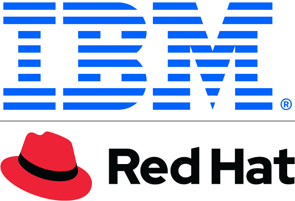 IBM Red Hat Logo