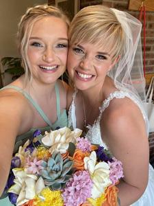 Sarah Wedding Photo