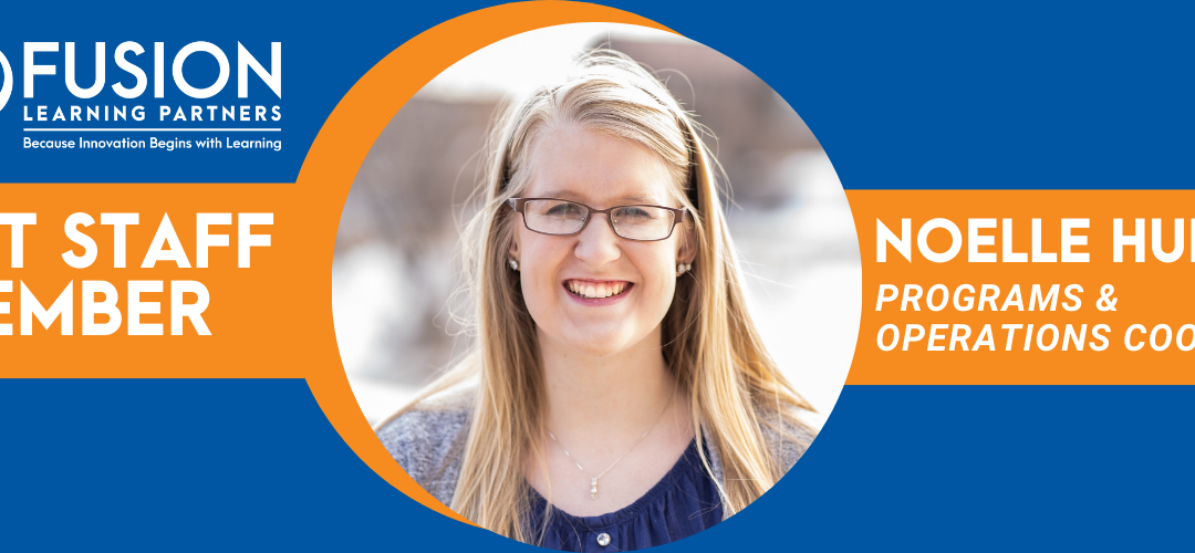 Fusion Staff Feature: Noelle Hulshizer