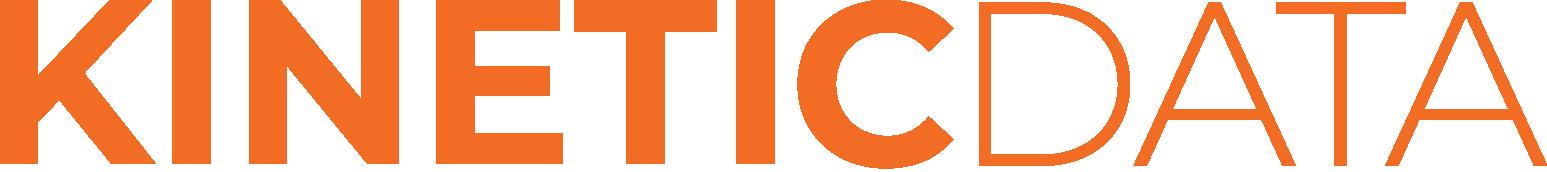 Orange kinetic data logo