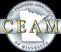 City Engineers Association of Minnesota Logo
