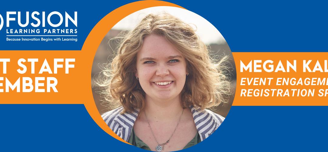 Fusion Staff Feature: Megan Kallestad